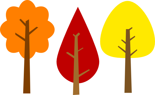 600x369 Fall Tree Clipart, Explore Pictures