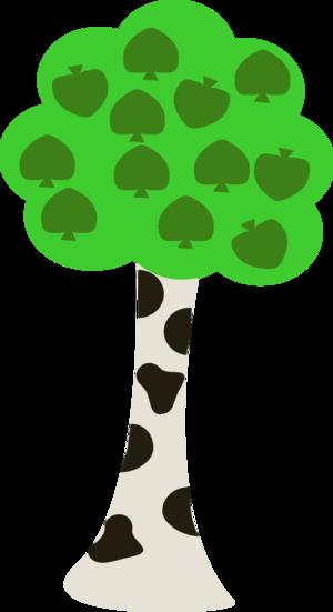 300x551 Birch Tree Vector Clip Art Clipart Panda