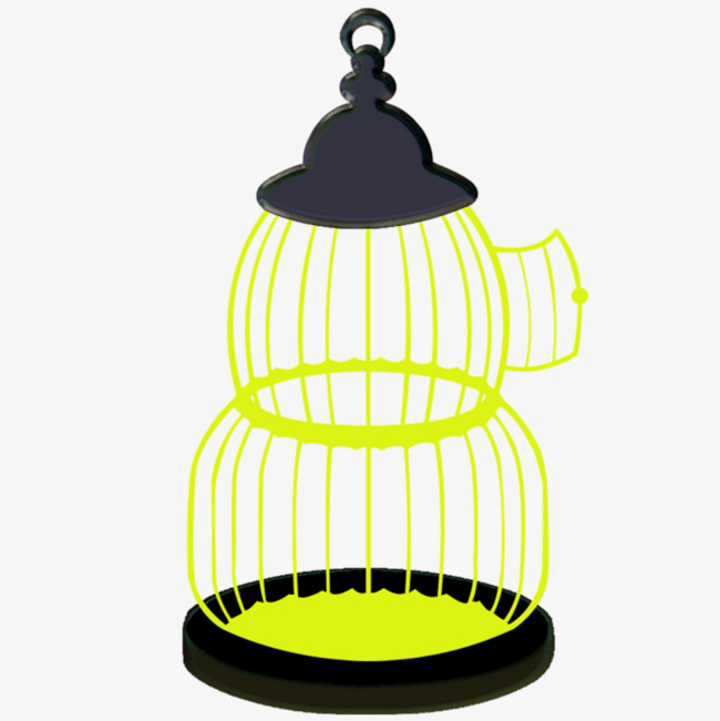 650x651 Hand Painted Cage, Cages, Birdcage, Cage Png Image And Clipart