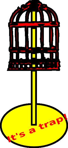 276x599 Bird Cage Clip Art