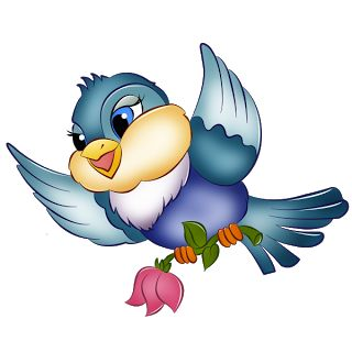 Bird Cartoon Clipart