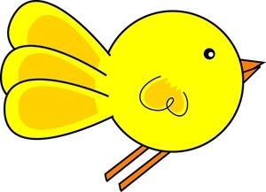 300x217 Cartoon Bird Images Clip Art Red Headed Finch Clipart Cute Bird 5