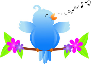 300x212 Free Songbird Clipart Image 0515 1102 0219 1825