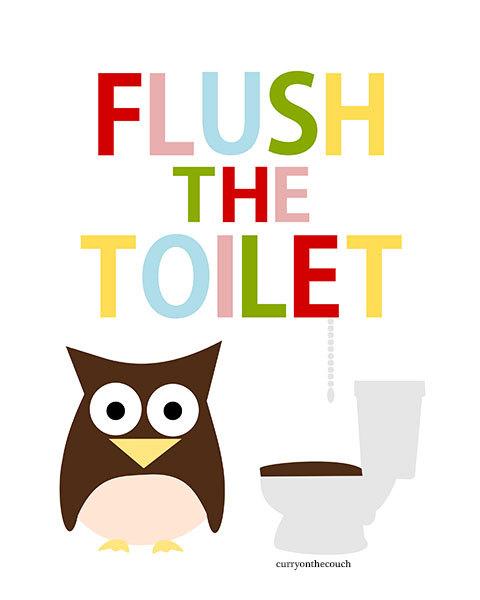 480x600 Child Flushing Toilet Clipart Amp Child Flushing Toilet Clip Art