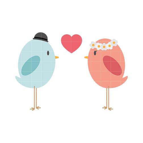 504x504 Cage Clipart Love Bird 3118729
