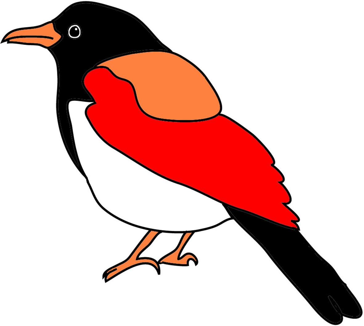 1181x1058 Afrotrophischer Bird Clipart