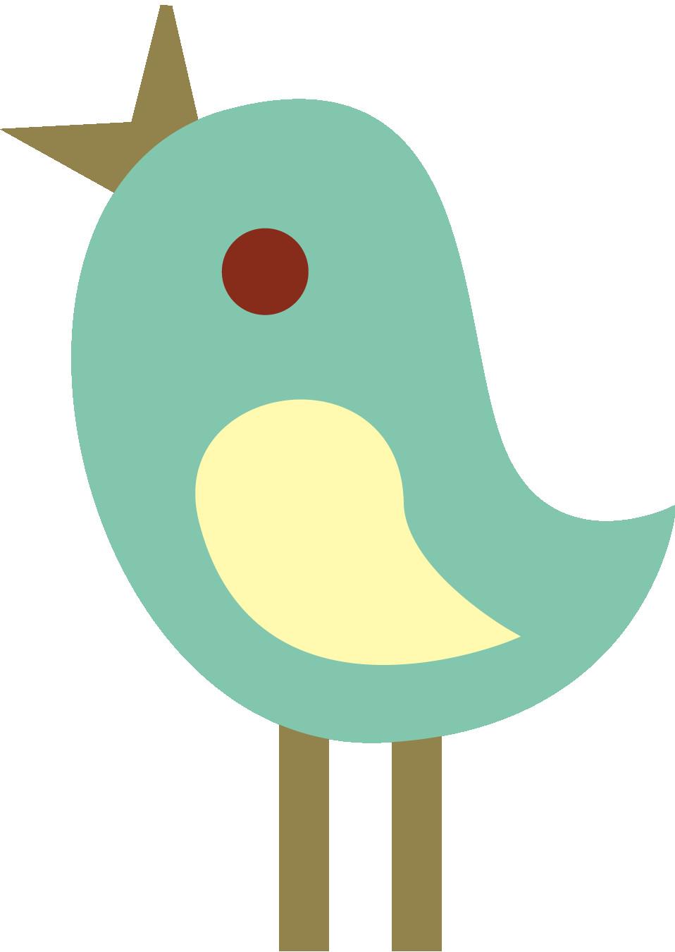 958x1350 Free Bird Clipart Clip Art Library Also