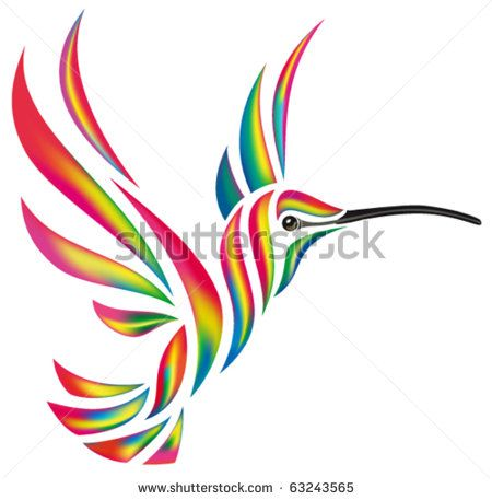 450x457 Clip Art Hands And Hummingbird Two Birds Flying Stock Photos