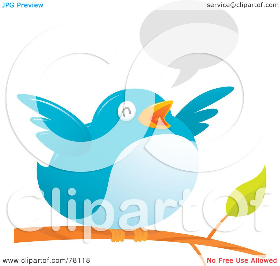 1080x1024 Royalty Free (Rf) Clipart Illustration Of A Fat Bird Flapping Its