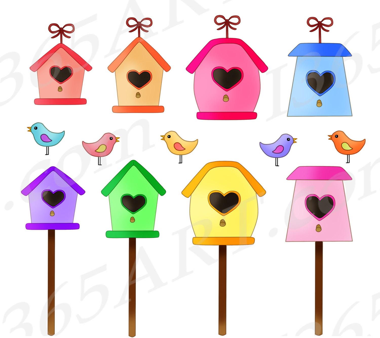 1500x1330 50% Off Bird House Clipart, Bird House Clip Art, Birdhouse, Spring