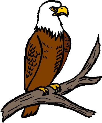 356x431 Bird Clipart Eagle