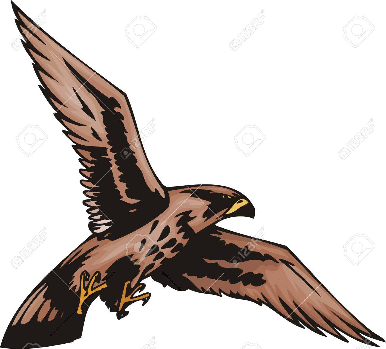 1300x1177 Clipart Kite Bird Clip Art Download