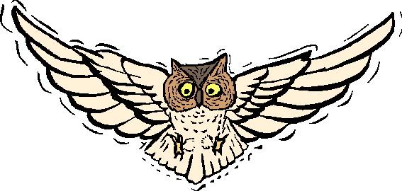 567x270 Marvellous Flying Owl Clip Art Owls Farm Picgifs Com Clipart Barn