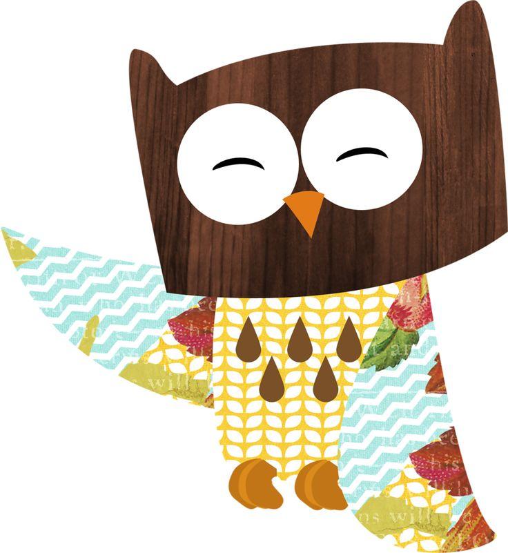 736x801 Barred Owl Clipart Glass Clip Art