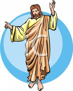 241x300 Clip Art Image The Lord And Savior Jesus Christ