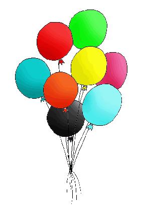 285x421 Free Birthday Balloon Clip Art Clipart Panda