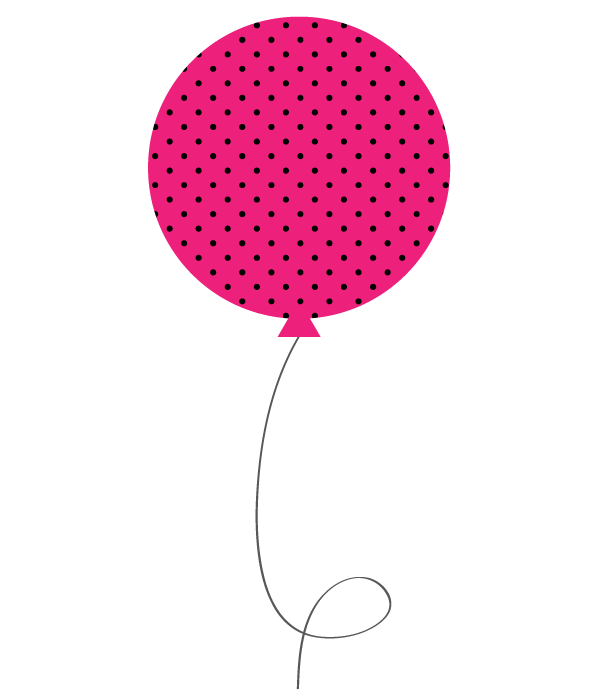 600x700 Happy Birthday Balloons Clip Art Images And Vector
