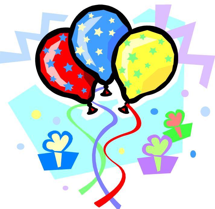712x694 Neat Design Birthday Balloon Clipart Balloons Clip Art Panda Free