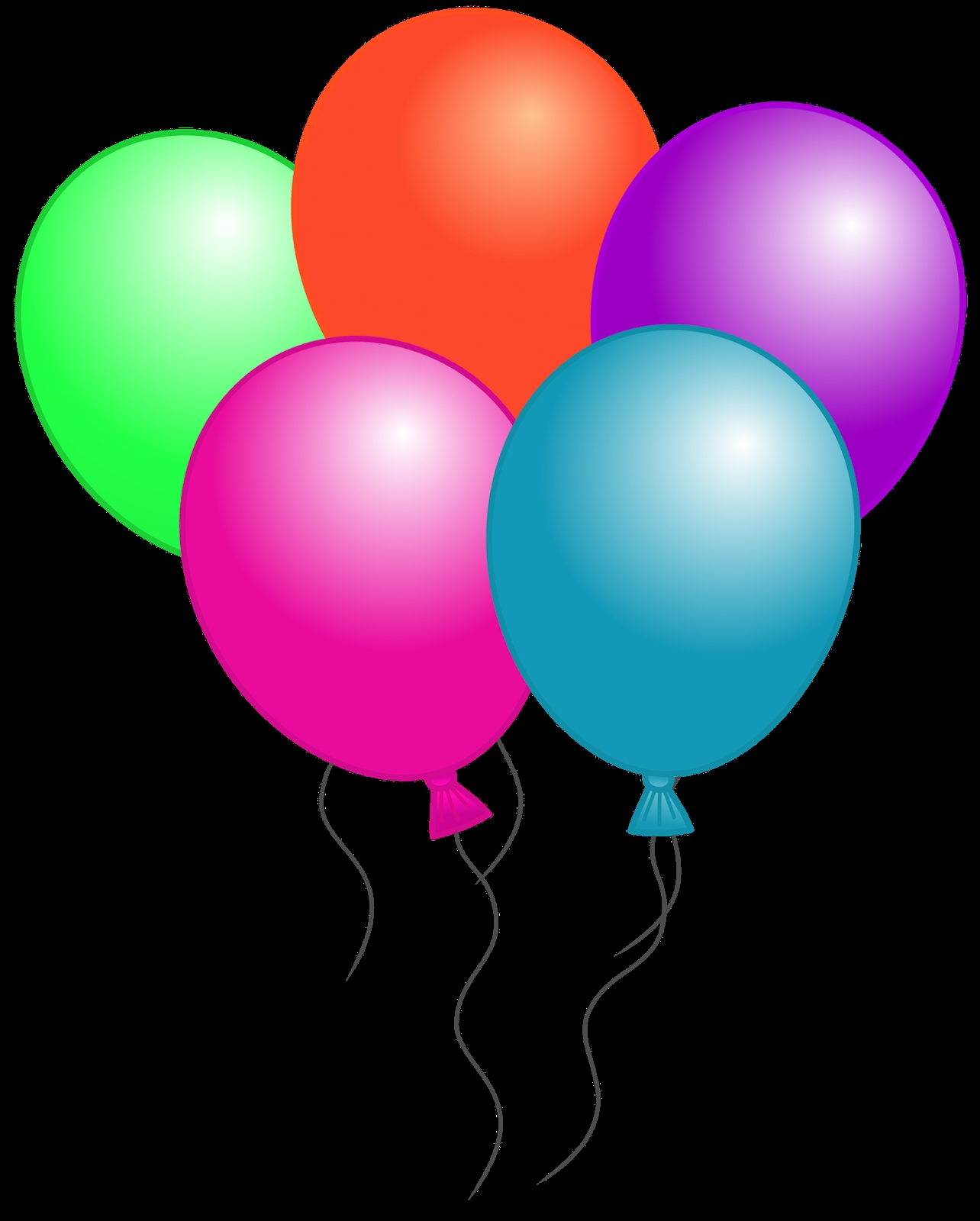 1284x1600 Unique Clipart Balloons Gallery