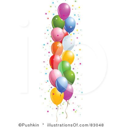 400x420 Free Balloon Clipart Free Birthday Balloon Clip Art Clipart Panda