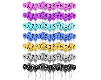 340x270 Balloon Clipart Balloon Clip Art Birthday Clipart Birthday
