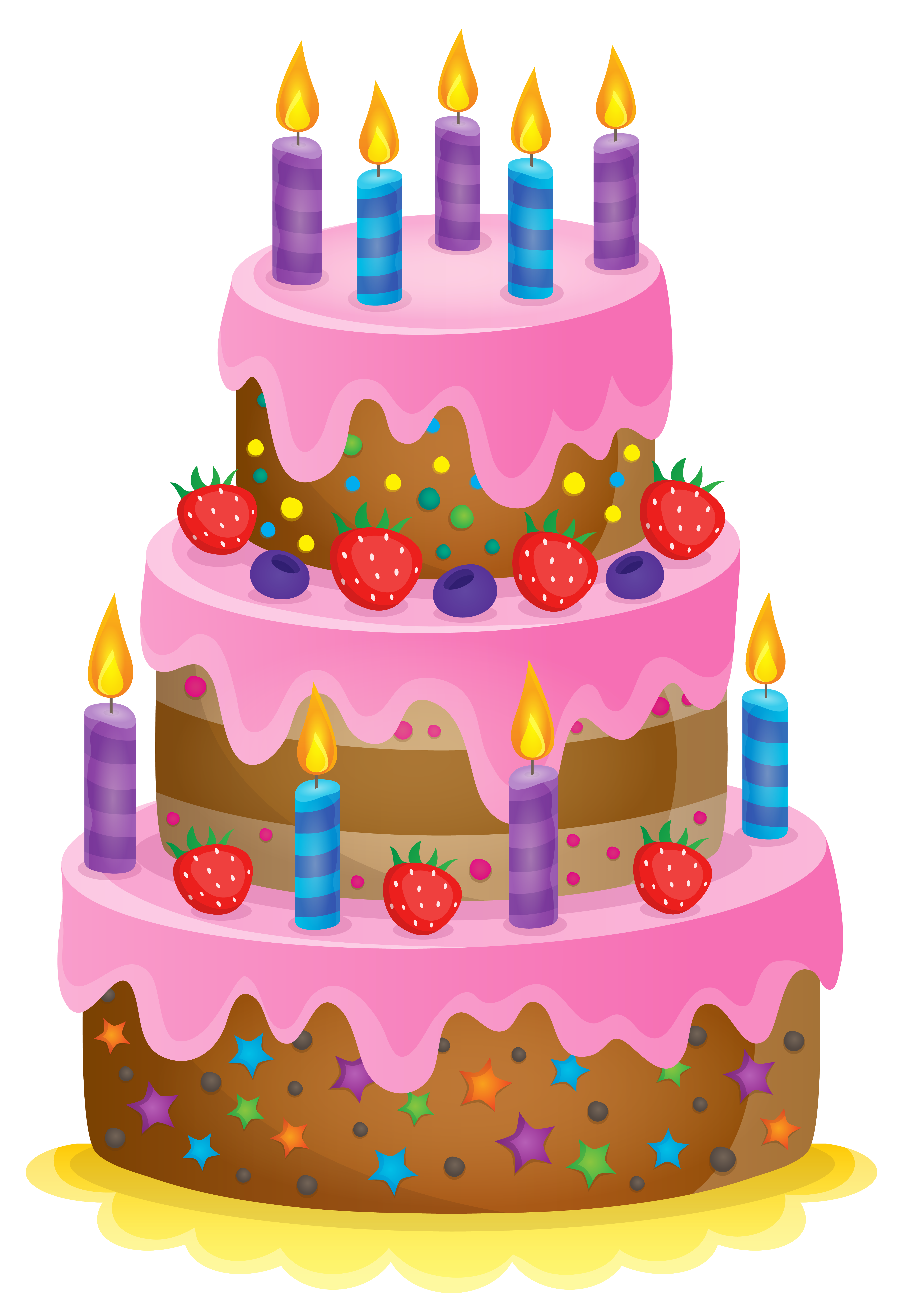 4307x6298 Collection Of Cake Clipart Png High Quality, Free Cliparts