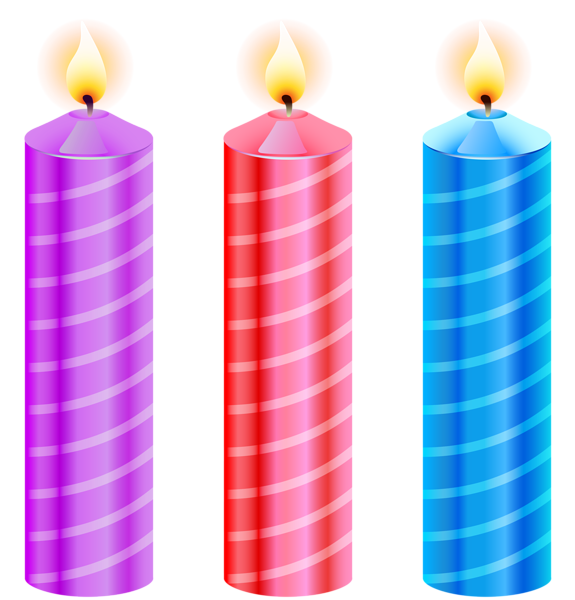 575x600 Candles