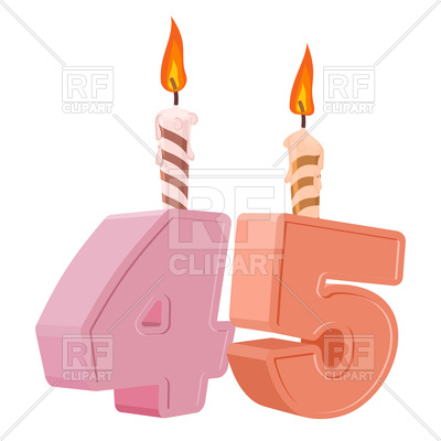 400x400 45th Birthday