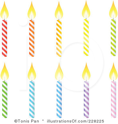 400x420 Birthday Candle Clipart Birthday Candle Clipart Black And White