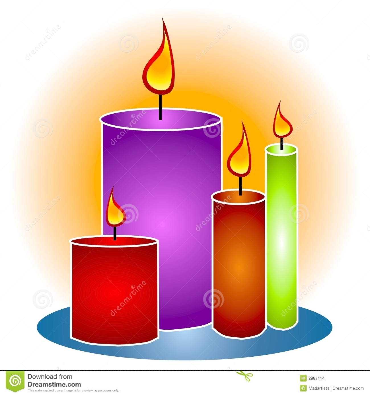 1300x1390 Best Of Candles Clipart Gallery