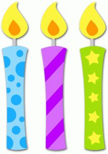 211x300 Birthday Candle Clipart Best Happy Birthday Wishes