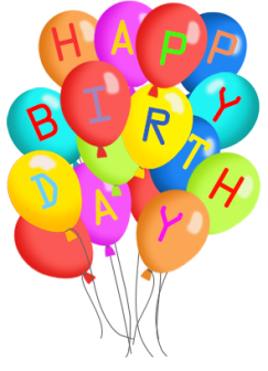 243x336 Birthday Clip Art And Free Birthday Graphics
