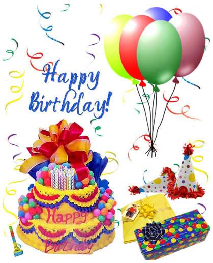 419x517 Clip Art Happy Birthday Animated