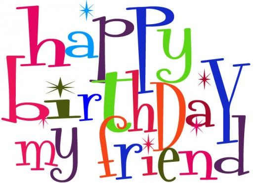520x371 Happy Birthday Card Clipart Free