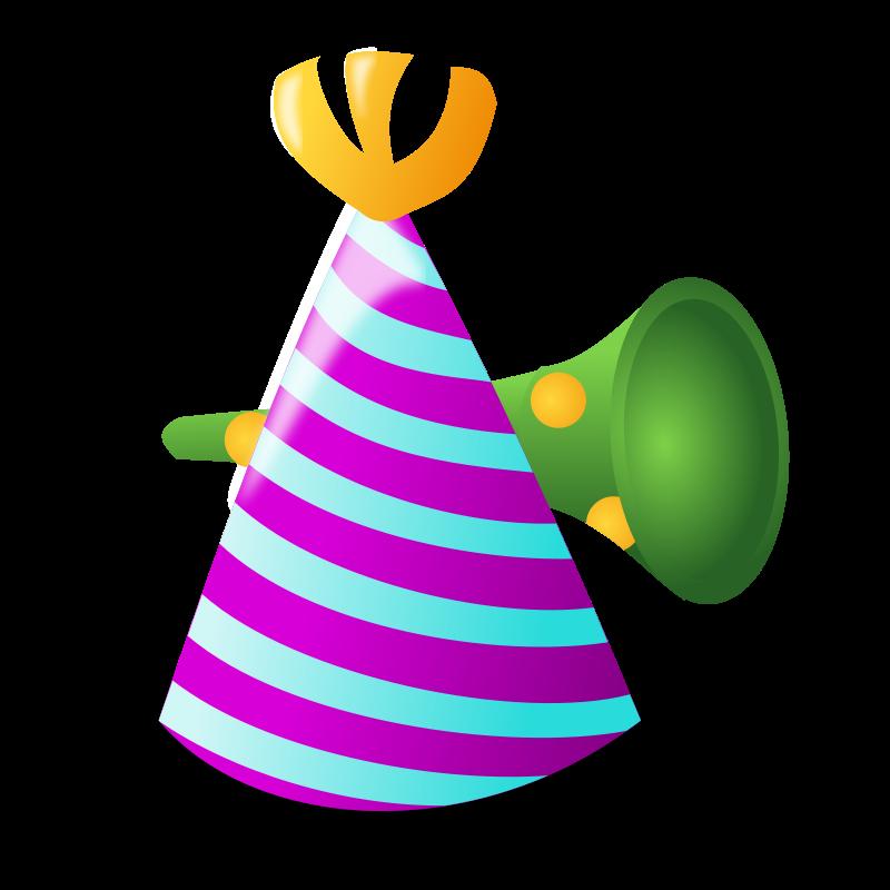 800x800 Free Birthday Clipart, Animations Amp Vectors