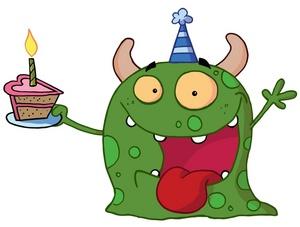 300x227 Free Birthday Party Clip Art Image