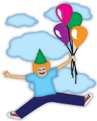 340x425 Birthday clip art