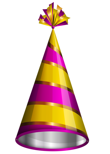 428x600 Birthday Party Hat Png Clipart Image Clipart