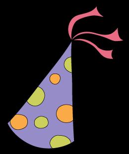 260x312 Birthday Hat Clip Art Clear Clipart Panda