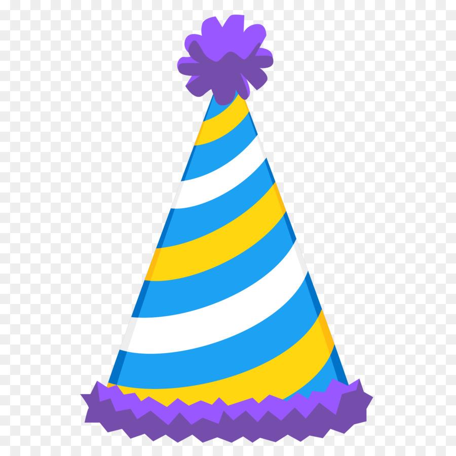 900x900 Party Hat Birthday Cap Clip Art
