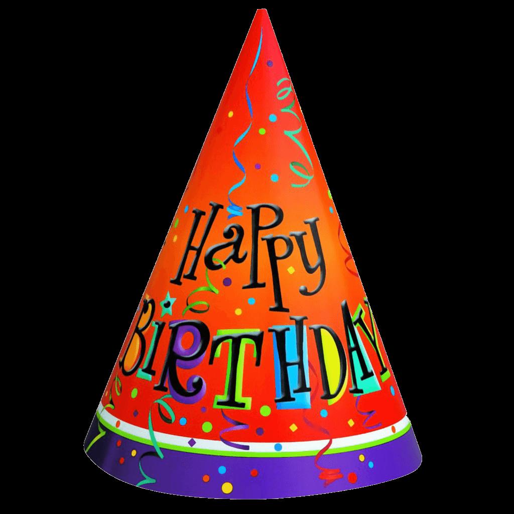 1024x1024 Birthday Hat