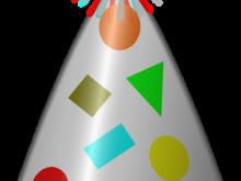 220x165 Birthday Hat Clipart Birthday Hat Transparent Background Clipart