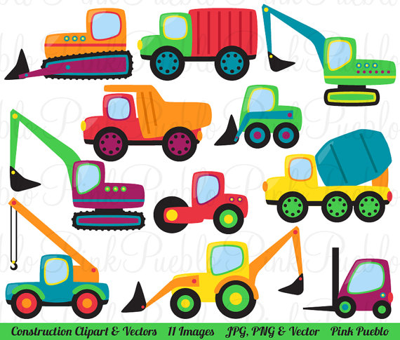 570x485 Construction Transportation Clipart Clip Art Vectors, Great