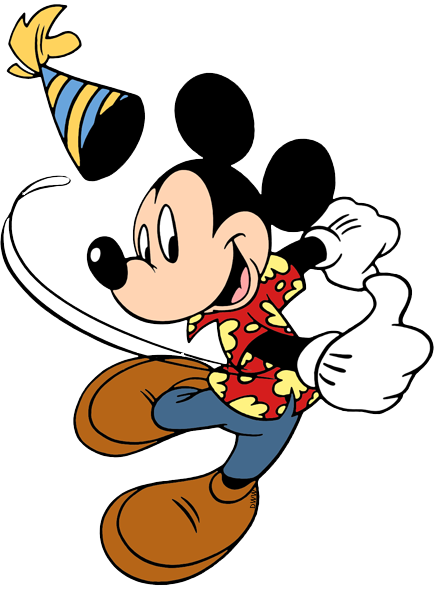 436x589 Disney Birthdays And Parties Clip Art Disney Clip Art Galore