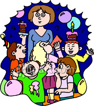 birthday party clipart at getdrawings com free for personal use