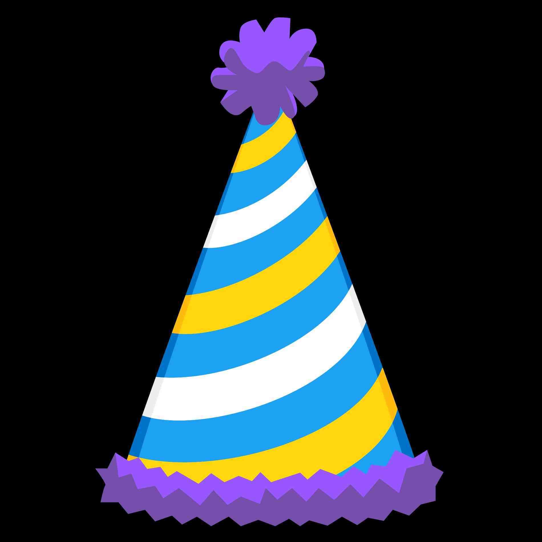 1900x1900 Birthday Party Hat Clip Art Hat Clipart Png Image Gallery