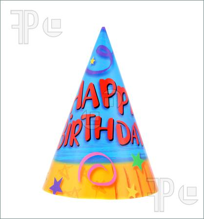 418x449 Image Of Birthday Hat Clipart