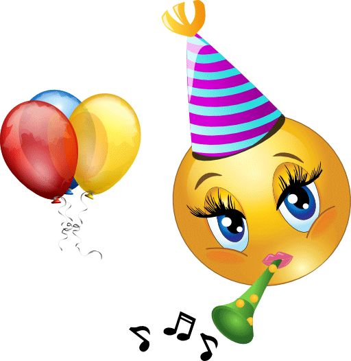 512x526 78 Best Birthday Emoticons Images On Smileys
