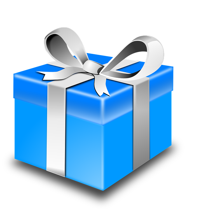 689x720 Cartoon Pictures Of Birthday Presents Christmas Or Birthday Gift