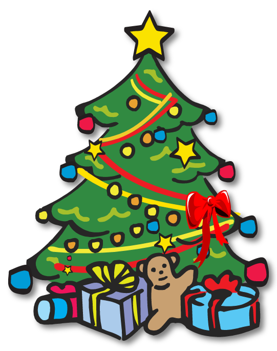 541x684 Christmas Tree Black And White Xmas Tree Clip Art Christmas